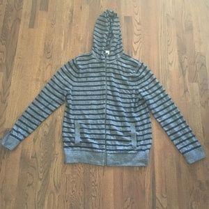 [Gap] Striped Hoodie